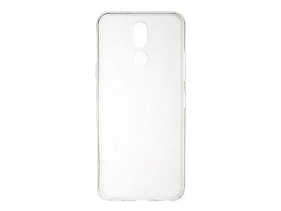 Силиконов гръб за LG K40/K12+/K12 Plus, Прозрачен