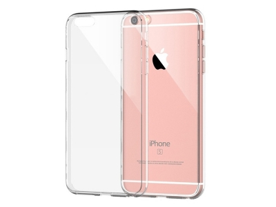Силиконов гръб Jelly Mercury за Iphone 6/6s, Прозрачен