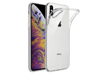 Силиконов гръб Jelly Mercury за Iphone X/XS, Прозрачен