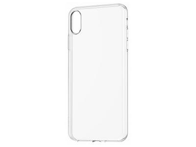 Силиконов гръб 0.5mm за iPhone XR 6.1, Прозрачен
