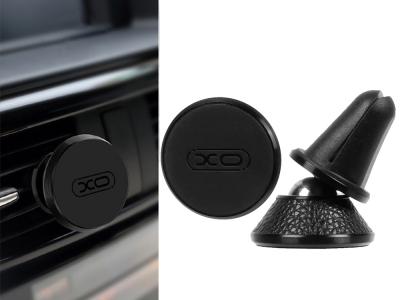Магнитна Поставка за кола за въздуховода XO C30B, Черен