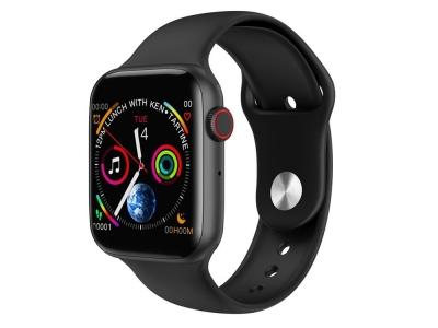 Smart Часовник W34, Черен