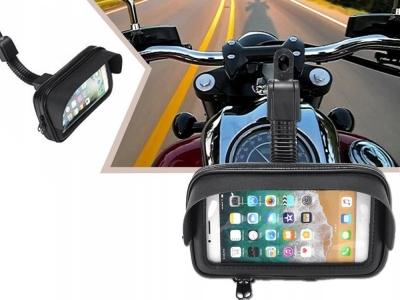 Стойка за Мотоциклет/Велосипед - водоустойчива, с цип и сенник (5.5