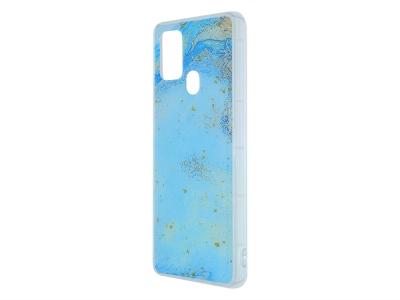 Силиконов Гръб Marble за Samsung Galaxy A21S, Design 3