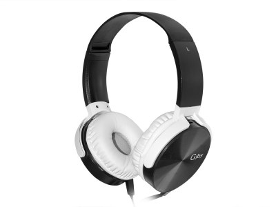 Слушалки с микрофон GJBY Audio Extra Bass GJ-29, Черен