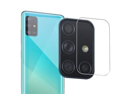 Стъклен протектор за камера за Samsung Galaxy A71