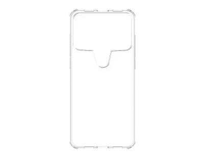 Универсален силиконов гръб за телефон 5.0 - 5.3 inch, Прозрачен