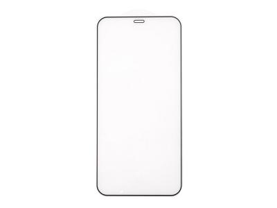Стъклен Протектор 5D Full Glue за iPhone 12, Черен