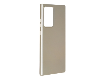Силиконов гръб Level за Samsung Galaxy Note 20 Ultra, Златист