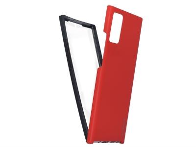 360 Градуса Калъф за Samsung Galaxy Note 20, Червен