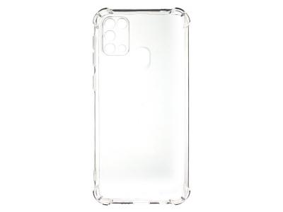 Силиконов Гръб Anti-drop за Samsung Galaxy M31, Прозрачен
