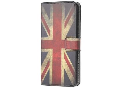 Калъф Тефтер за Samsung Galaxy Note 20/Note 20 5G, Флаг