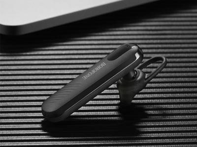 Безжична bluetooth слушалка Borofone BC20 Smart, Черен