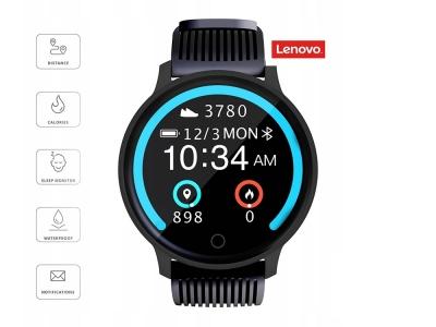 Смарт Часовник Lenovo BLAZE HW10H Black