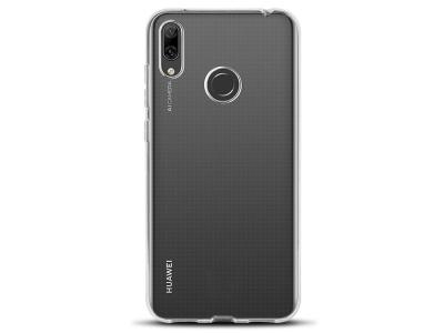 Силиконов гръб 0.5mm за Huawei Y7 (2019), Прозрачен