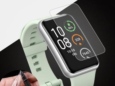 Хидрогел протектор за часовник Huawei Watch FIT
