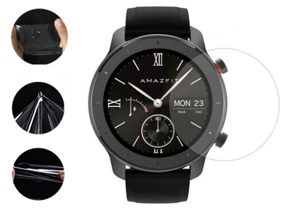 Хидрогел протектор за часовник Xiaomi Amazfit GTR