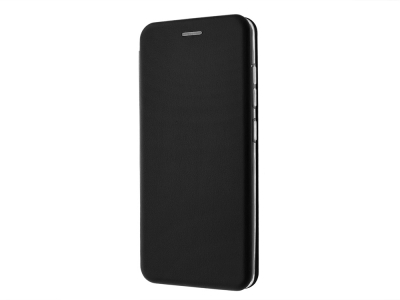 Калъф Тефтер ELEGANCE за Samsung Galaxy A71, Черен