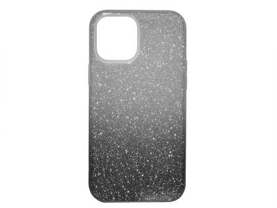Силиконов Гръб BLING за iPhone 12 / 12 Pro, Черен