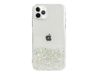 Силиконов Гръб Brillliant за iPhone 12 / 12 Pro, Прозрачен