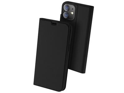 Калъф Тефтер Dux DUCIS за iPhone 12 Mini, Черен