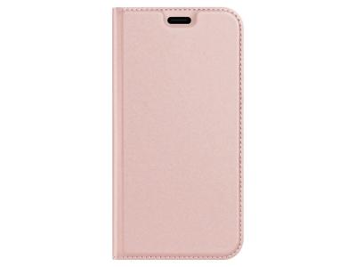 Калъф Тефтер Dux DUCIS за iPhone 12 Mini, Розов