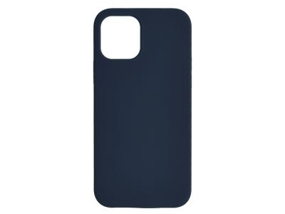 Калъф Гръб LUX за iPhone 12 / 12 Pro, Тъмно син