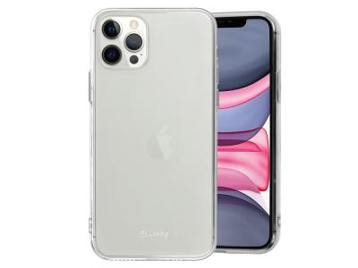 Силиконов Гръб Jelly Case за iPhone 12 Pro Max, Прозрачен