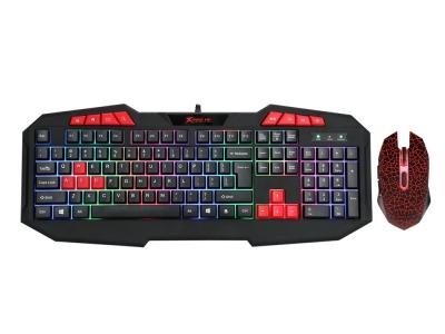 Комплeкт Клавиатура + мишка Gaming MK-503 KIT