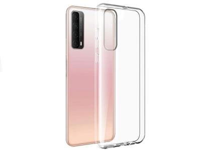 Силиконов гръб 0.5mm за Huawei P Smart (2021), Прозрачен