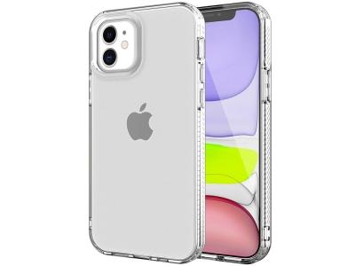 Силиконов Гръб 2.5mm Non-slip Thicken за iPhone 12 Pro/12, Прозрачен