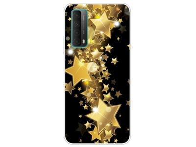 Силиконов калъф за Huawei P smart 2021 / Huawei Y7a, Звезди