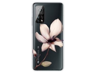 Силиконов Гръб -  Xiaomi Mi 10T 5G/10T Pro 5G - Vivid Flower