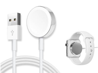 Безжично зарядно A2 USB Magnetic iWatch за Apple Watch Series 5 44mm 40mm / 4 44mm 40mm 3 2 1 38mm  42mm
