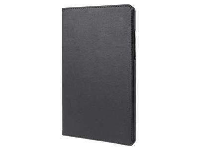 Калъф Тефтер за Таблет Litchi Skin Leather - Samsung Galaxy Tab A7 10.4 (2020) - Black