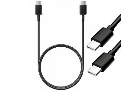 Оригинален Кабел EP-DG980BBE Samsung Type C/Type-C Data Cable Black (Bulk)