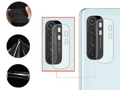 Хидрогел протектор за камера на Xiaomi Mi Note 10 lite