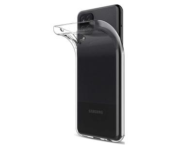 Силиконов калъф 0.5мм за Samsung Galaxy A12, Прозрачен
