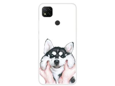 Силиконов калъф за Xiaomi Redmi 9C, Куче