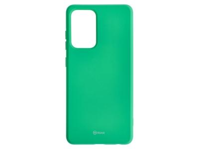 Силиконов калъф Roar Colorful за Samsung Galaxy A52 (5G) / A52 LTE (4G), Мента