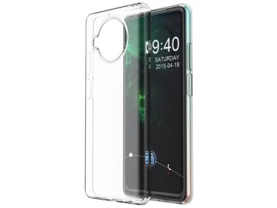 Силиконов калъф 0.5mm за Xiaomi Mi 10T Lite, Прозрачен