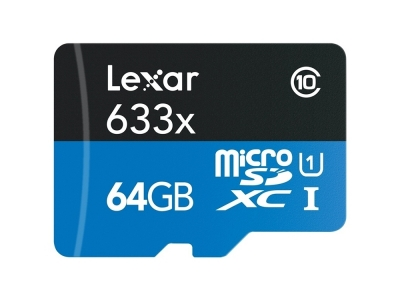 64GB Карта памет Lexar MicroSDXC