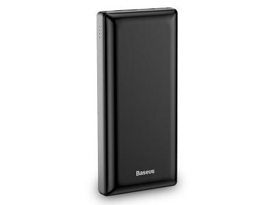 Универсална Външна Батерия Baseus Mini JA Fast charge  3A 30000mAh (PPJAN-C01), Черен