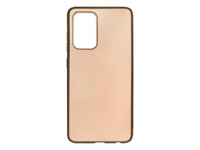 Силиконов калъф Level за Samsung Galaxy A52, Златист