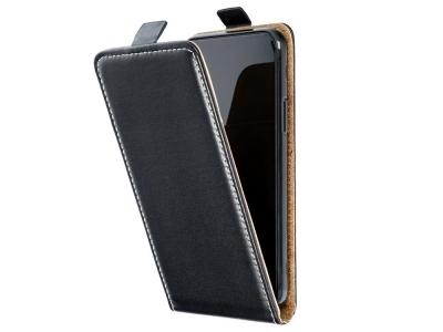 Калъф Тефтер Slim Flexy за Xiaomi Redmi Note 10 Pro, Черен