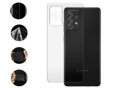 Хидрогел протектор за Samsung Galaxy A72 (back)