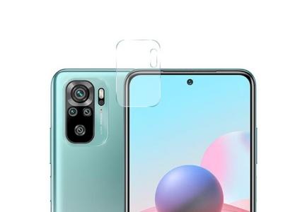 Стъклен Протектор за камера за Xiaomi Redmi Note 10