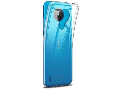 Силиконов калъф 0.5mm за Nokia 1.4, Прозрачен