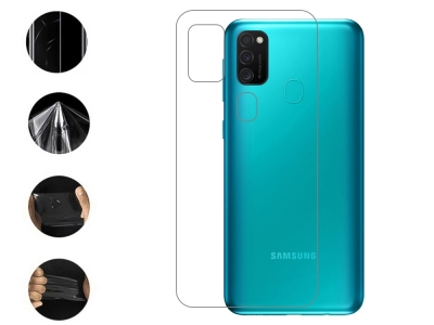 Хидрогел протектор за Samsung Galaxy M21 (back)