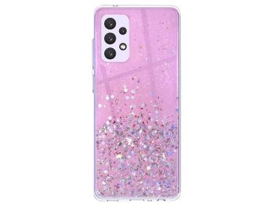 Силиконов калъф Brilliant за Samsung Galaxy A72 4G/5G, Розов